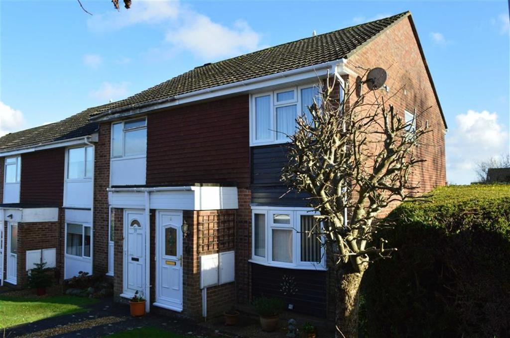 2 Bedrooms End Of Terrace House for sale in Cockerell Close, Wimborne, Dorset