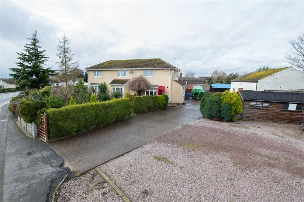 4 Bedrooms Detached House for sale in Wyberton West Road, Boston, Lincolnshire