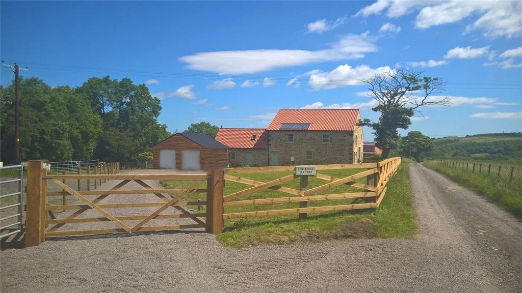 5 Bedrooms Barn Conversion Character Property for sale in Hunwick, Crook, County Durham
