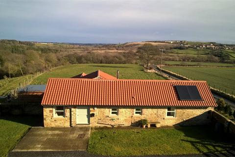 3 bedroom property with land for sale - Low Rough Lea Farm, Hunwick, Crook, County Durham