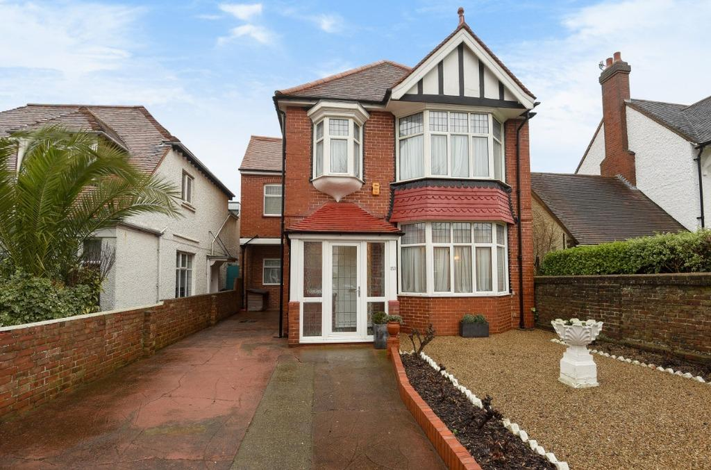 4 Bedrooms Detached House for sale in New Church Road Hove East Sussex BN3
