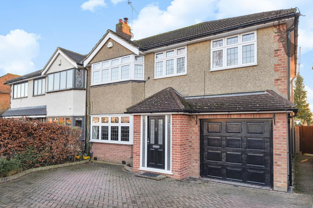 4 Bedrooms House for sale in Baldocks Road, Theydon Bois, CM16