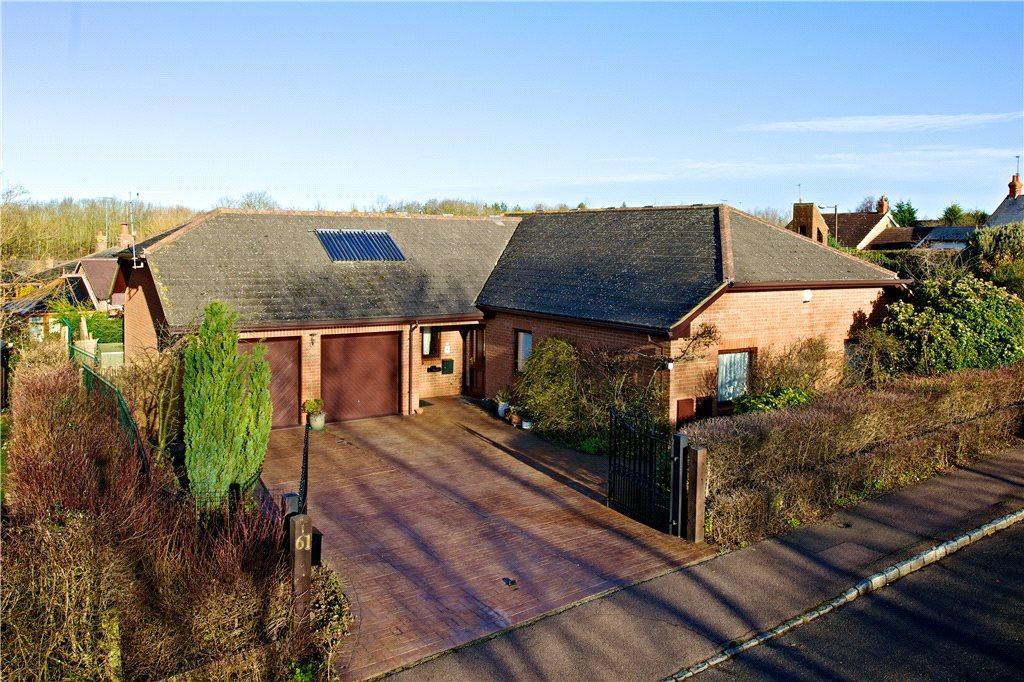 3 Bedrooms Detached Bungalow for sale in Linceslade Grove, Loughton, Milton Keynes, Buckinghamshire