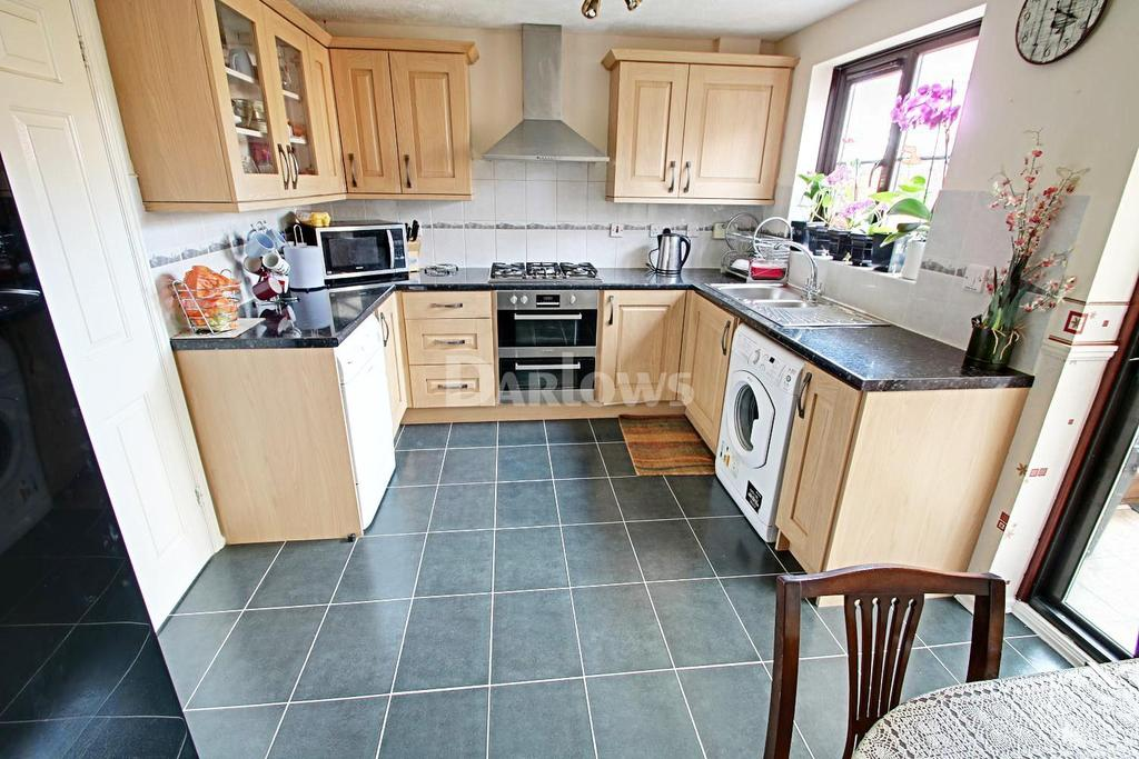 3 Bedrooms Detached House for sale in Locke Grove, St Mellons, Cardiff