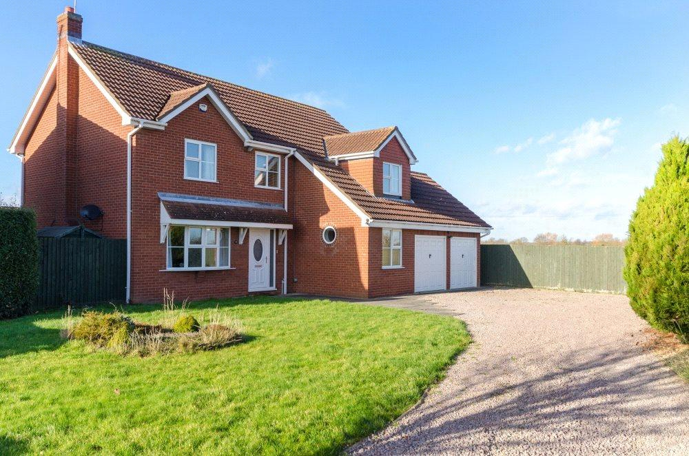4 Bedrooms Detached House for sale in The Brambles, Bourne, PE10