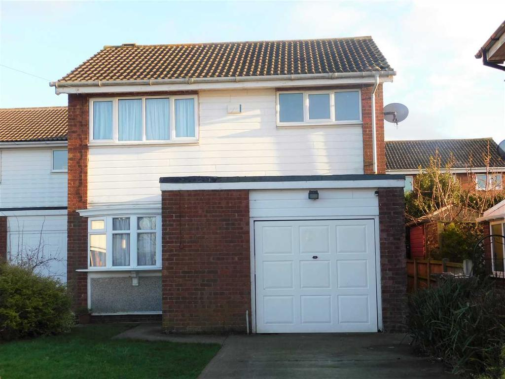 4 Bedrooms Detached House for sale in WINSTON WAY, BRIGG