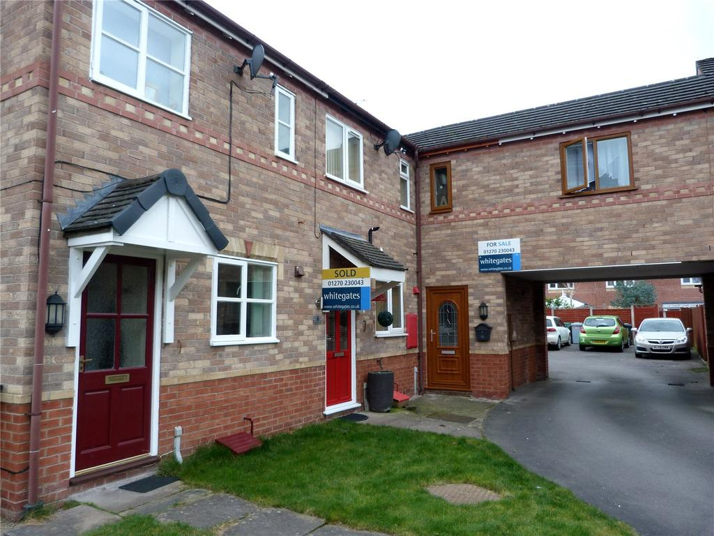 2 Bedrooms Terraced House for sale in Probert Close, Crewe, Cheshire, CW2