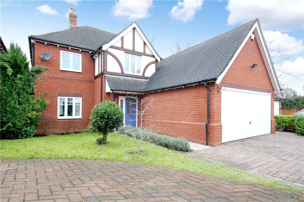 5 Bedrooms Detached House for sale in Mirfield Road, Solihull, West Midlands, B91