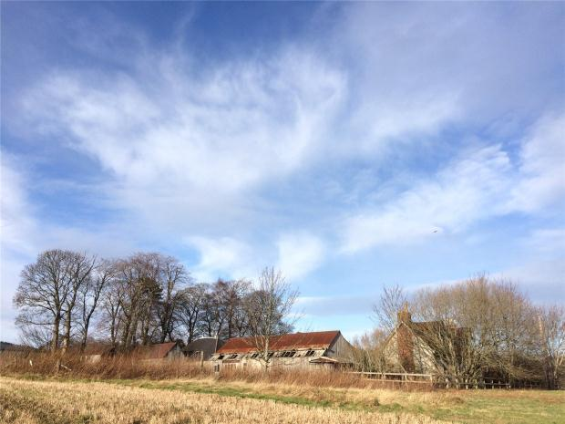 Land Commercial for sale in Millbank Cottage and Croft, Sauchen, Inverurie, Aberdeenshire
