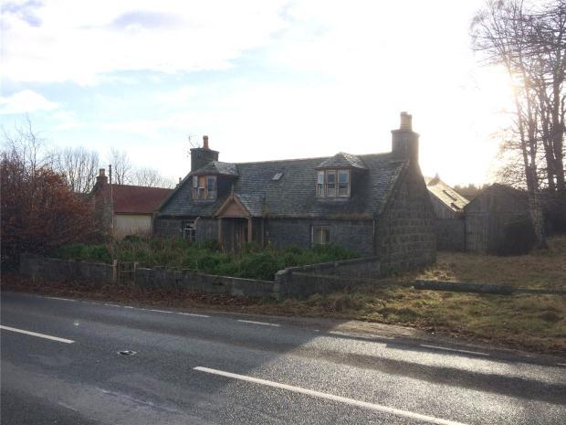 Land Commercial for sale in Millbank Croft House, Sauchen, Inverurie, Aberdeenshire
