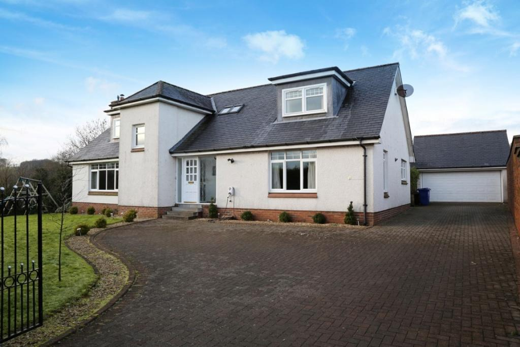 4 Bedrooms Detached House for sale in Coruisk Barrhill Crescent, Kilbarchan, PA10 2EU