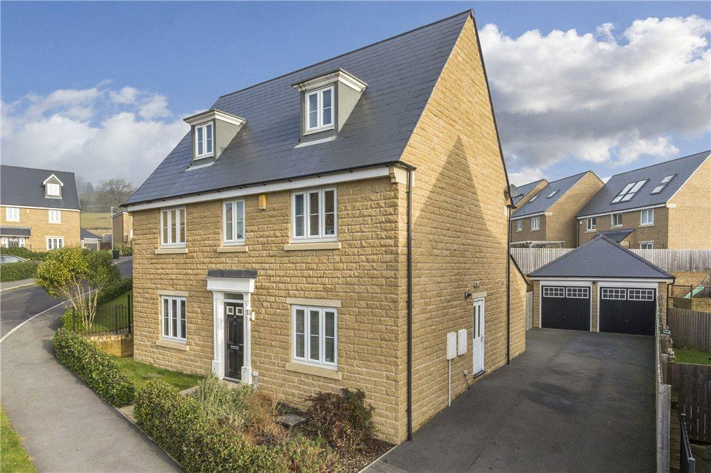 5 Bedrooms Detached House for sale in Honey Pot Drive, Baildon, West Yorkshire