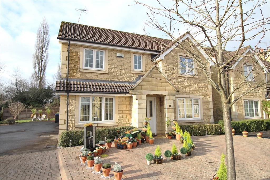 4 Bedrooms Detached House for sale in Home Mead, Corsham, Wiltshire, SN13