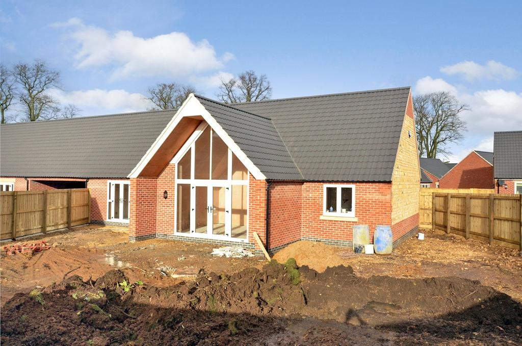 3 Bedrooms Bungalow for sale in Hall Farm Close, Waltham on the Wolds, Melton Mowbray