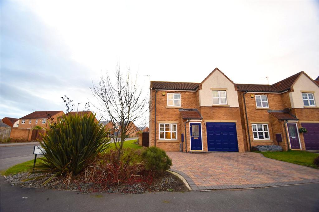 3 Bedrooms Detached House for sale in Souter Drive, East Shore Village, Seaham, Co Durham, SR7