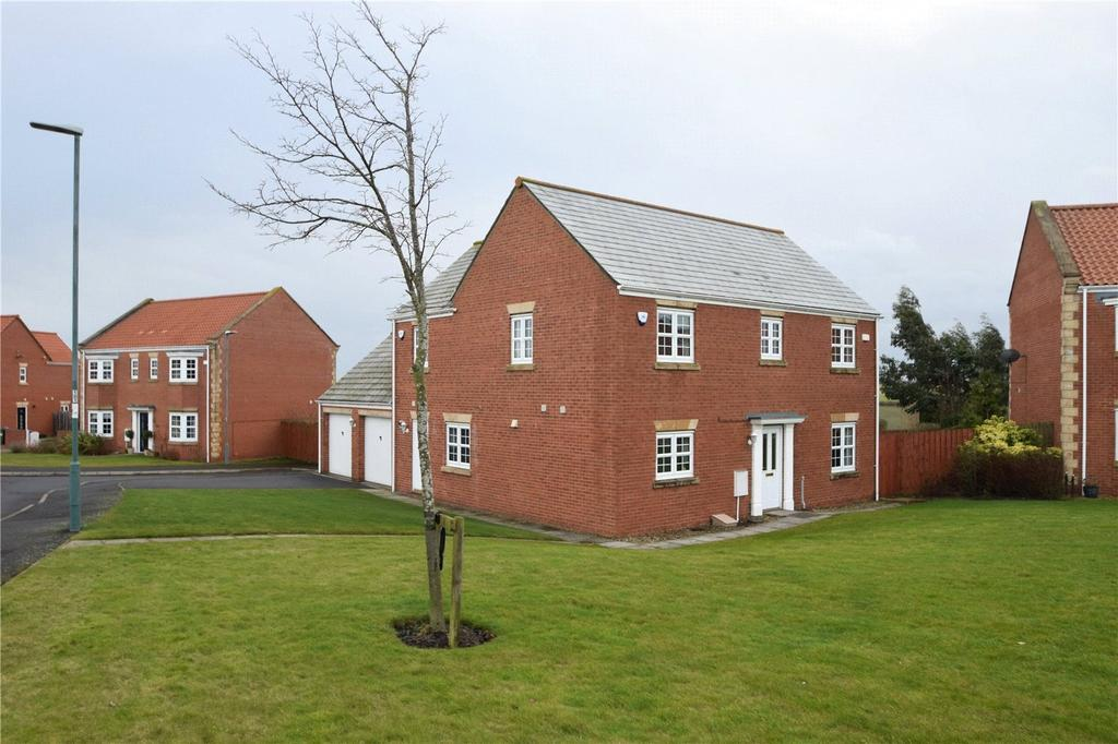4 Bedrooms Detached House for sale in Western Park, Hawthorn, Co Durham, SR7