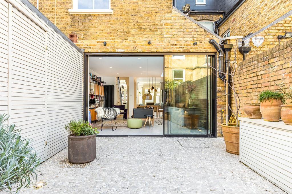 5 Bedrooms Terraced House for sale in Duke Road, Glebe Estate, Chiswick, London, W4