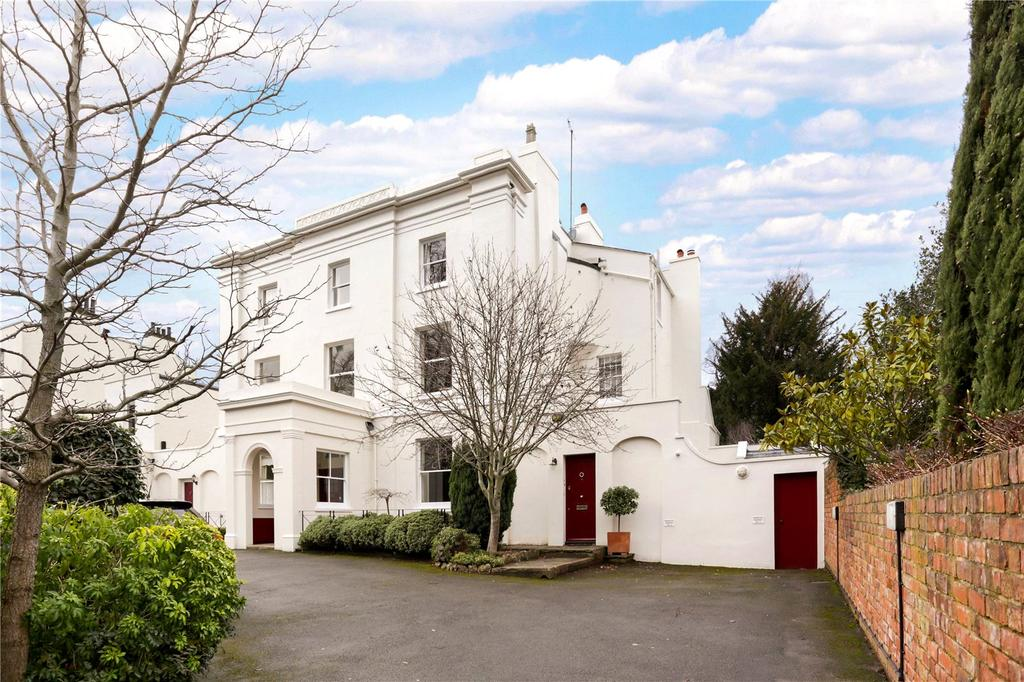 3 Bedrooms Unique Property for sale in Burford Lodge, 5 Montpellier Parade, Cheltenham, Gloucestershire, GL50