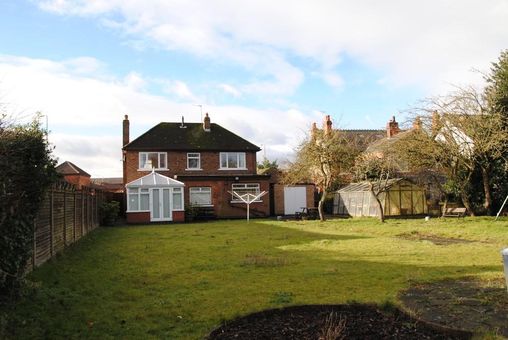 3 Bedrooms Detached House for sale in Grammar School Road, Brigg