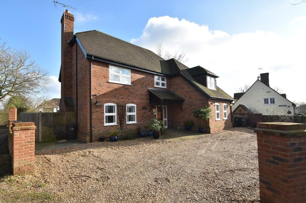5 Bedrooms Detached House for sale in The Village, Little Hallingbury