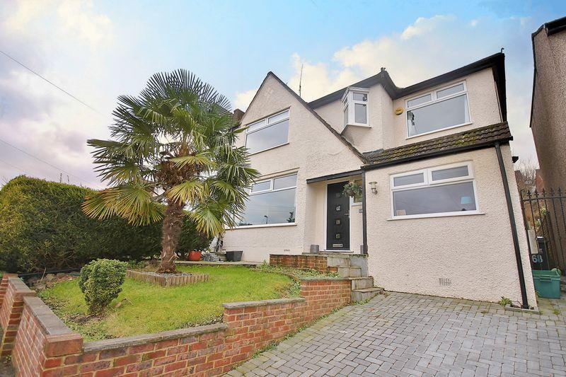 5 Bedrooms Semi Detached House for sale in Beverley Road, Whyteleafe