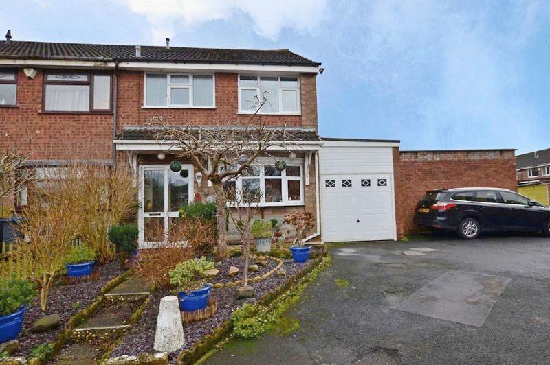3 Bedrooms Semi Detached House for sale in Hunnington Close, Bartley Green
