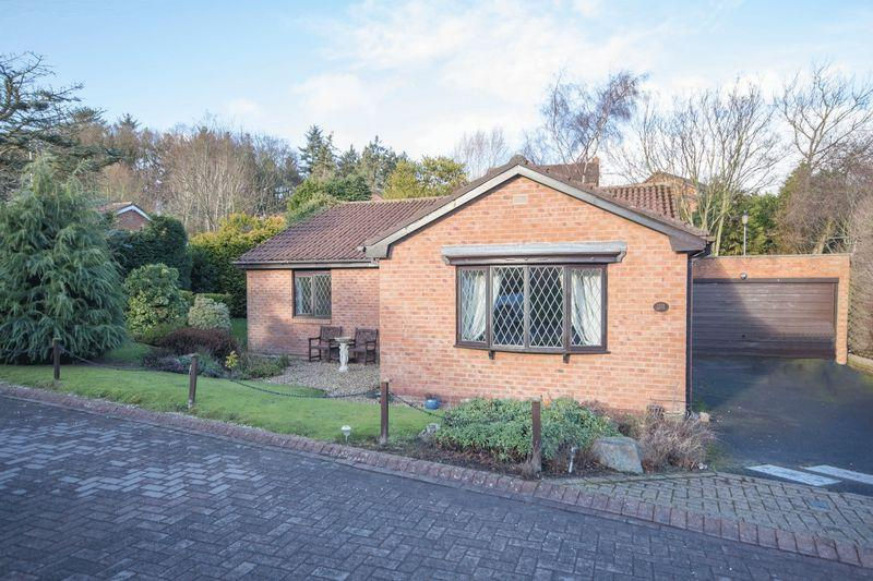 3 Bedrooms Detached Bungalow for sale in Springfield Park, Alnwick
