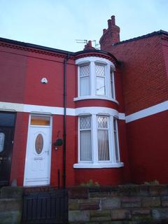 3 bedroom terraced house to rent - Victoria Road, Liverpool
