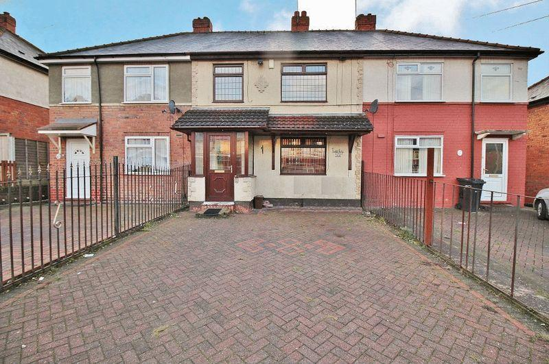 3 Bedrooms Terraced House for sale in West Road, Tipton