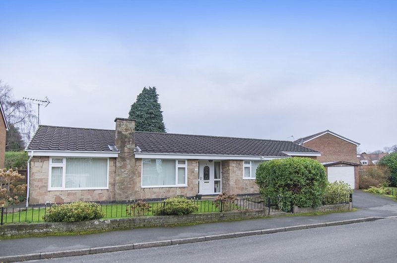 3 Bedrooms Detached Bungalow for sale in DEAN CLOSE, LITTLEOVER
