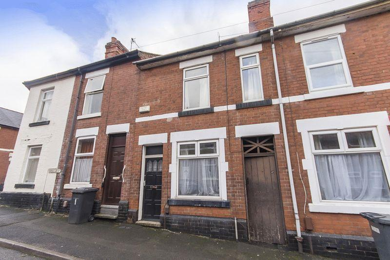 3 Bedrooms Terraced House for sale in Brough Street, Derby