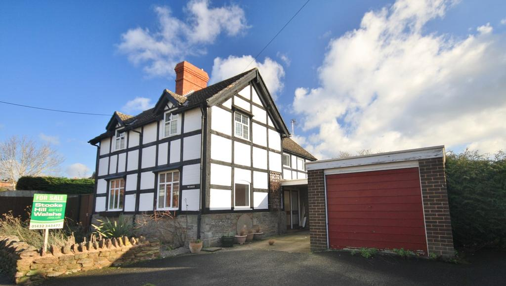 4 Bedrooms Detached House for sale in Station Road, Credenhill, Herefordshire , HR4