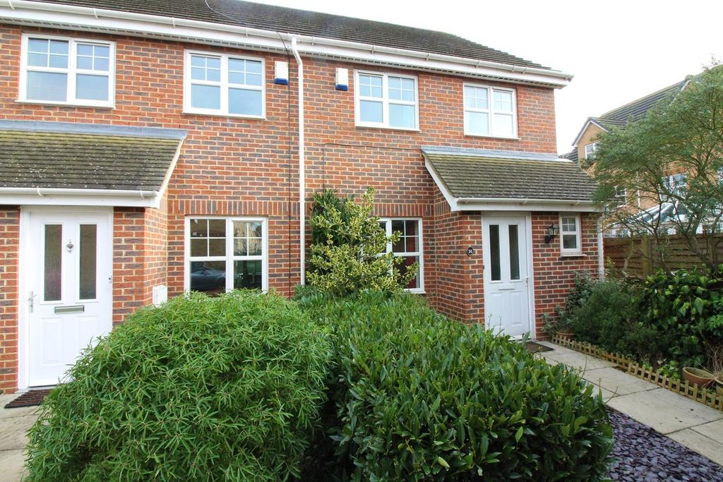 3 Bedrooms Terraced House for sale in Signal Close, Henlow, SG16