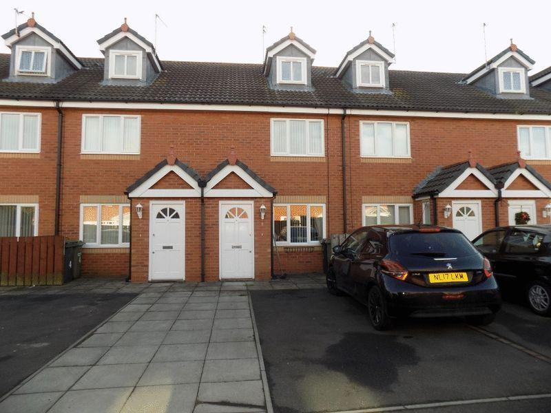 3 Bedrooms Town House for sale in Jubilee Mews, Bedlington