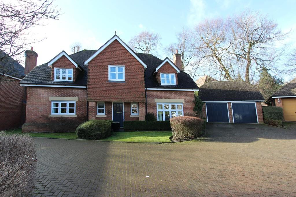 4 Bedrooms Detached House for sale in Water Mead, Chipstead