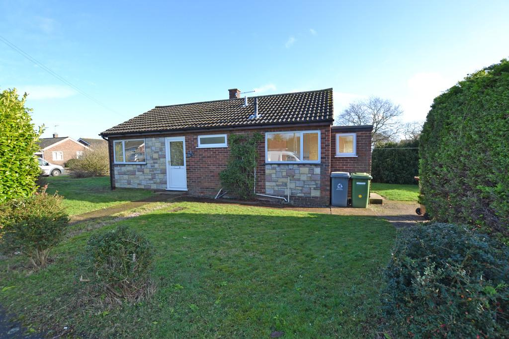 2 Bedrooms Detached Bungalow for sale in Swan Close, Aylsham