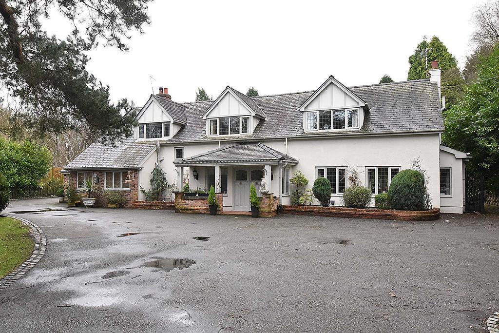 4 Bedrooms Cottage House for sale in Bracken Cottage, Newgate, Wilmslow