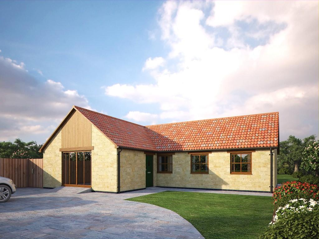 3 Bedrooms Detached Bungalow for sale in South Street, Castle Cary