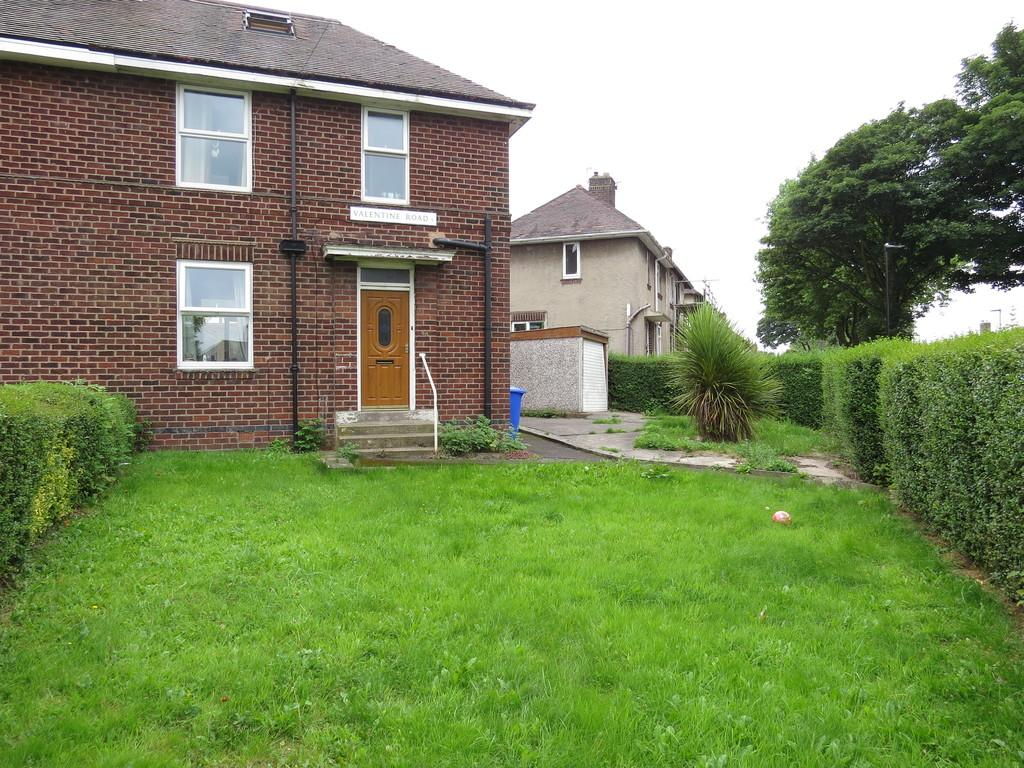 2 Bedrooms Semi Detached House for sale in Valentine Road, Sheffield Lane Top, Sheffield