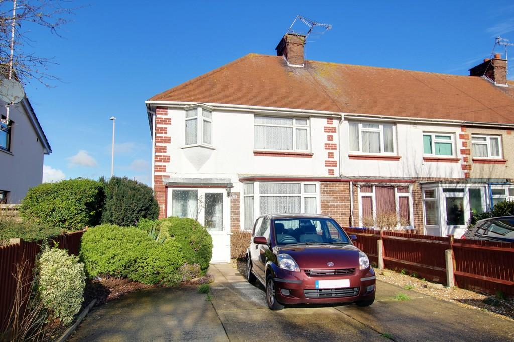 3 Bedrooms End Of Terrace House for sale in Marlowe Road, Worthing