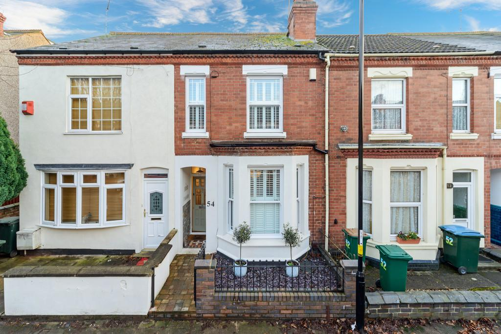 3 Bedrooms Terraced House for sale in Beaconsfield Road, Stoke