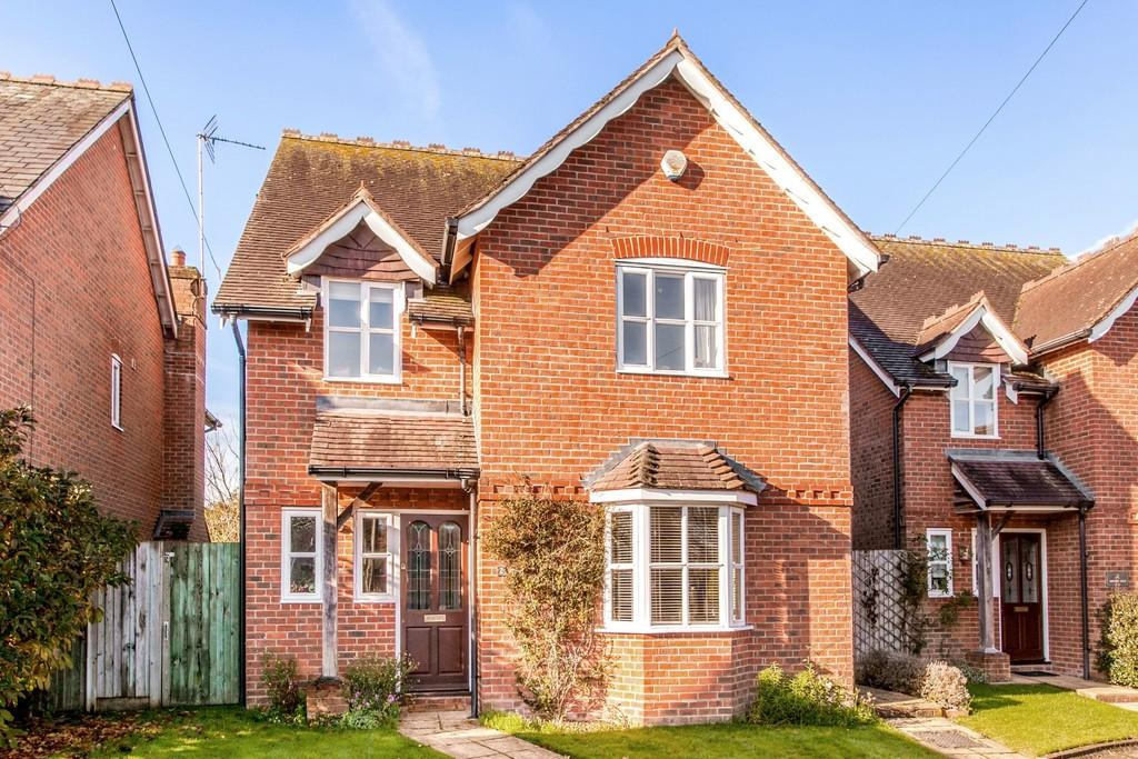 4 Bedrooms Detached House for sale in Cheriton, Alresford