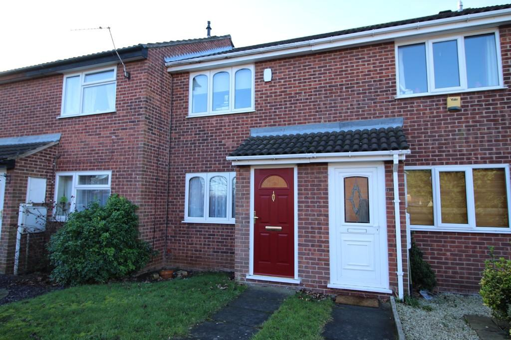 2 Bedrooms Terraced House for sale in Knipton Drive, Loughborough
