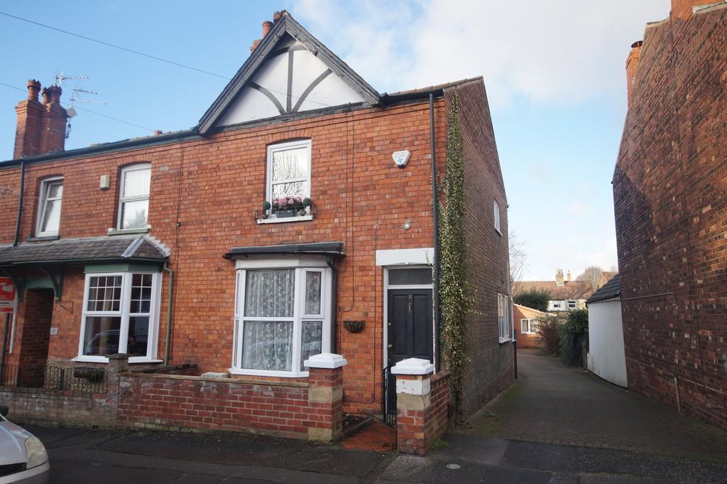 3 Bedrooms End Of Terrace House for sale in Cecil Street, Lincoln