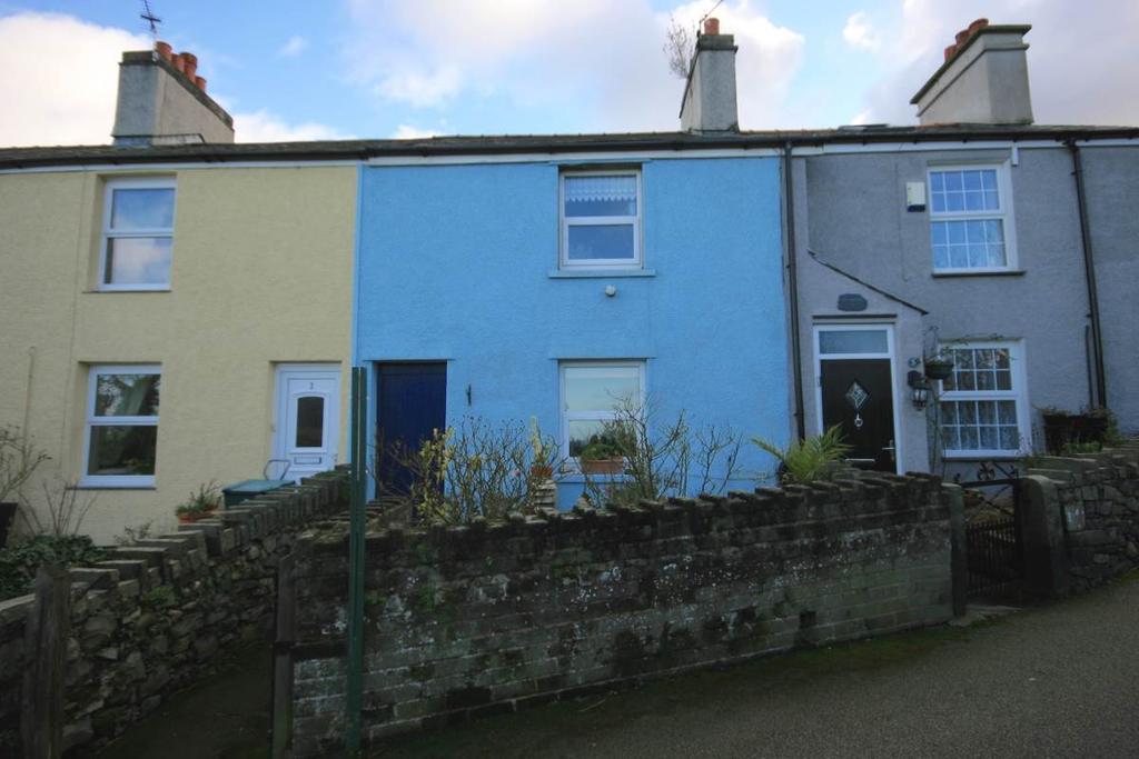 2 Bedrooms Terraced House for sale in Gilfach Road, Penmaenmawr, LL34 6HW