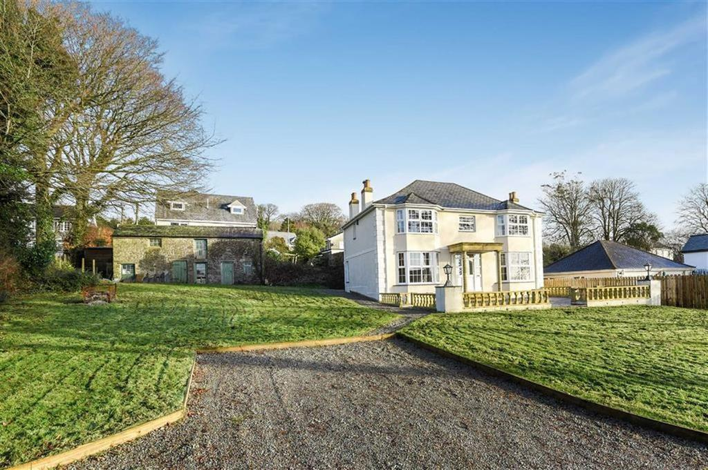 5 Bedrooms Detached House for sale in St Anns Chapel, Gunnislake, Cornwall, PL18