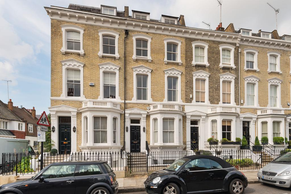 5 Bedrooms Terraced House for sale in GLEBE PLACE, CHELSEA, LONDON SW3