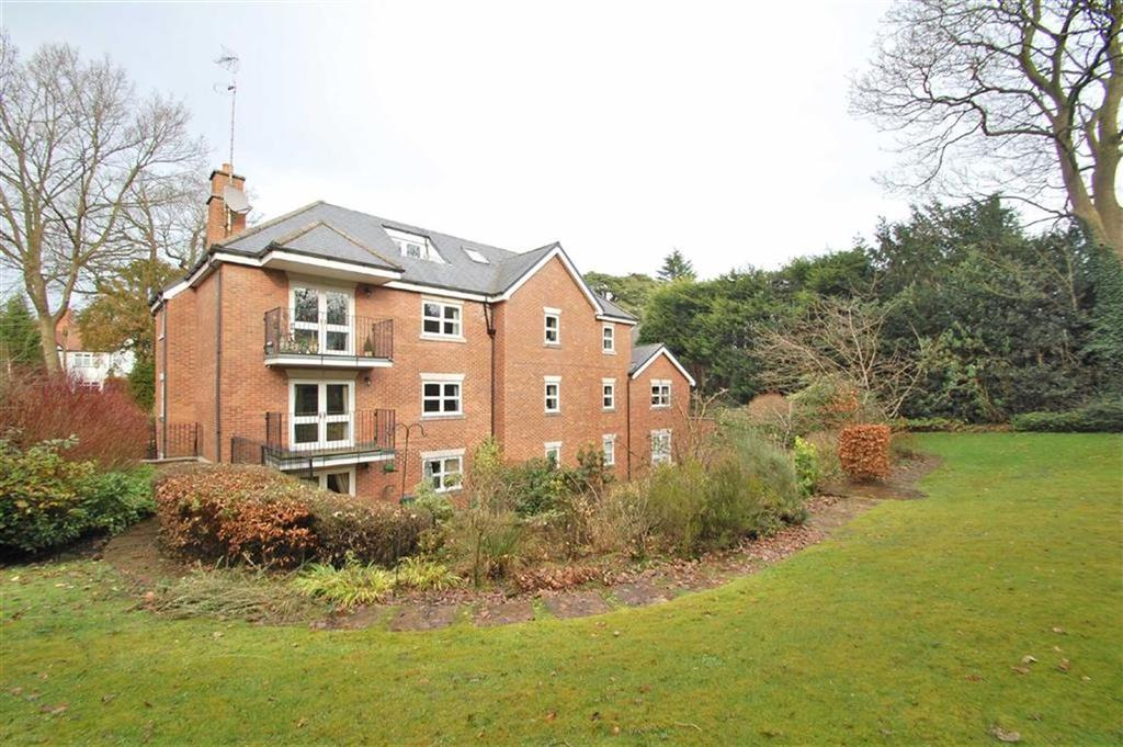 3 Bedrooms Flat for sale in 27 Styal Road, Wilmslow, Cheshire