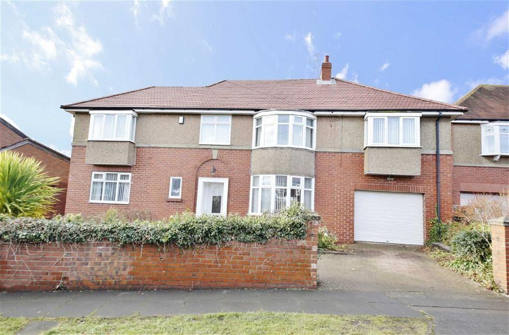 4 Bedrooms Detached House for sale in Summerhill, East Herrington, Sunderland, SR3