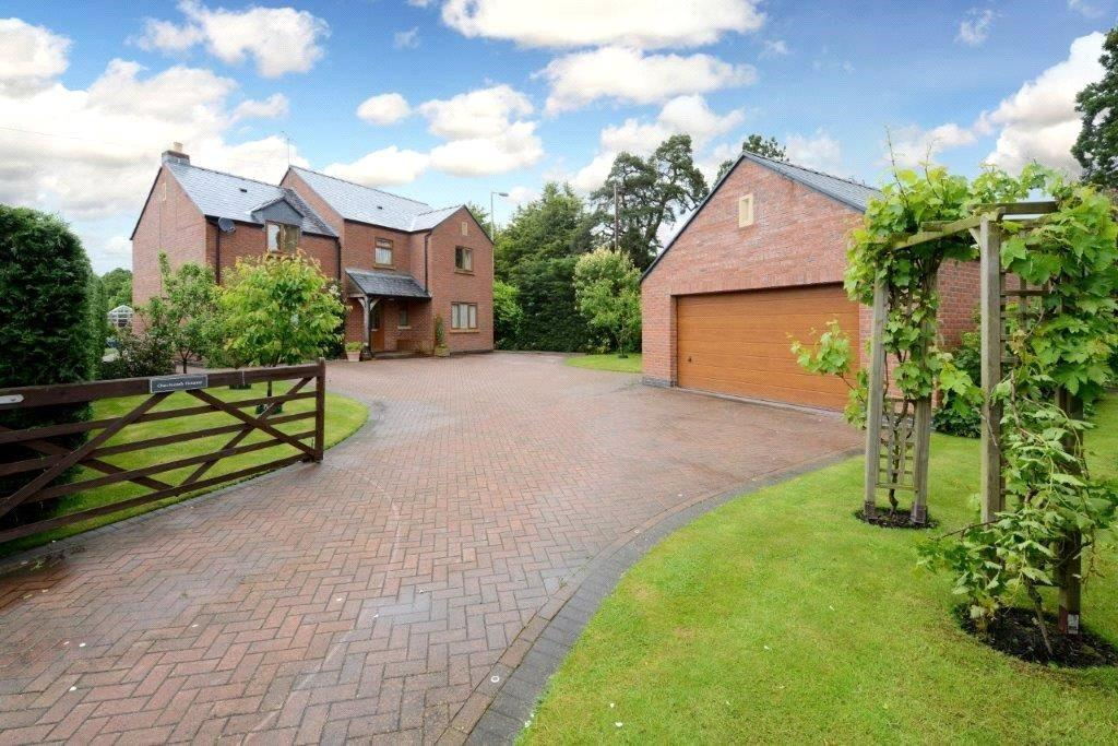 4 Bedrooms Detached House for sale in Newington, Craven Arms, Shropshire, SY7